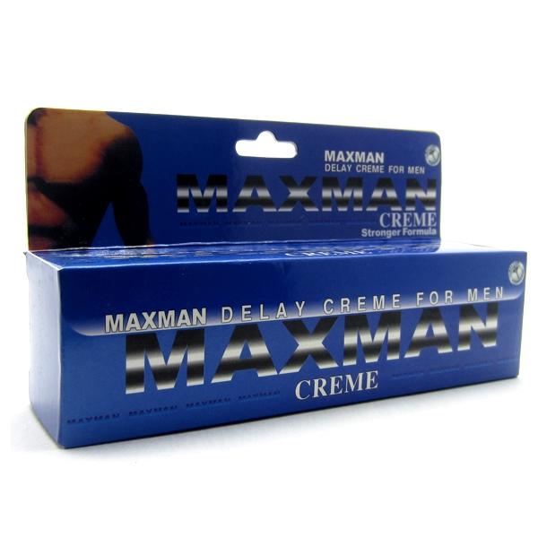 Крем пролонгатор MaxMan 60 гр