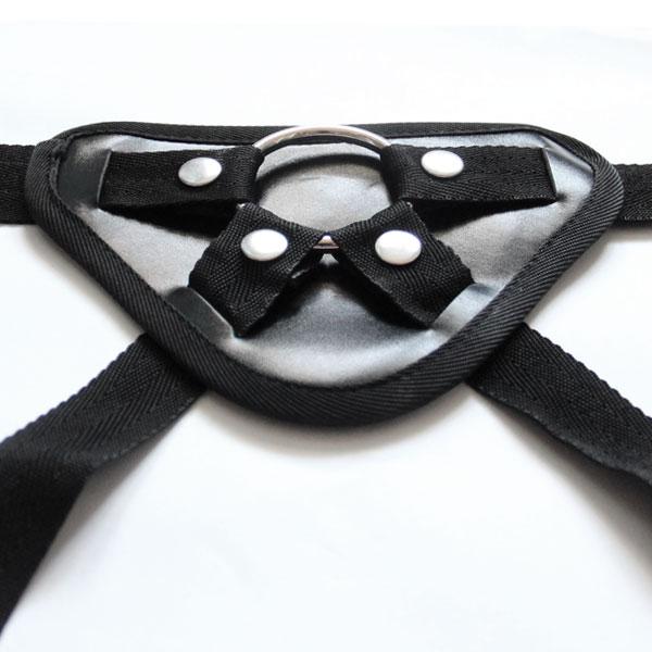 Универсальный страпон на трусиках Knight Night 16.5 см