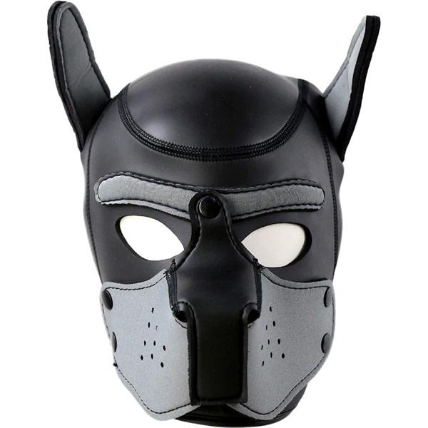 Маска собаки Bad Puppy Neoprene Grey
