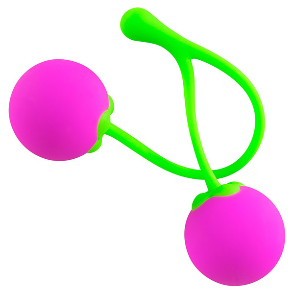 Вагинальные шарики-вишенки Cherry Kegel