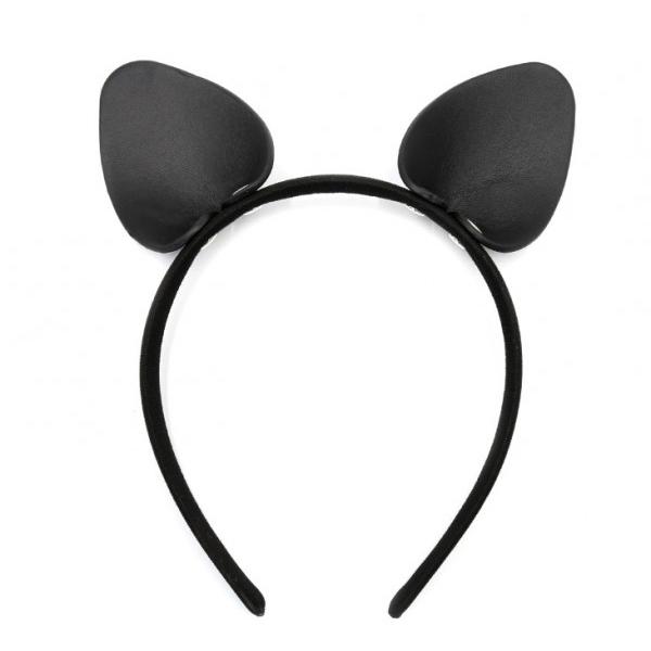 Ушки кошечки на ободке Kitty Ears Band