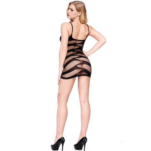 Платье с косыми линиями Oblique Lines