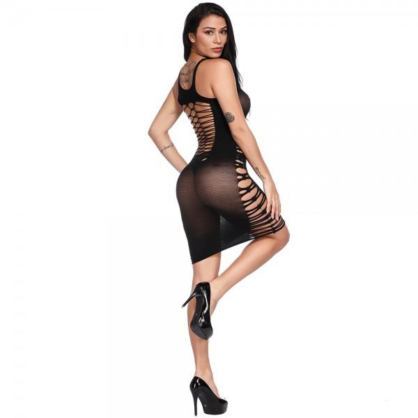 Сексуальное платье Sexy Fishnet Lingerie #284