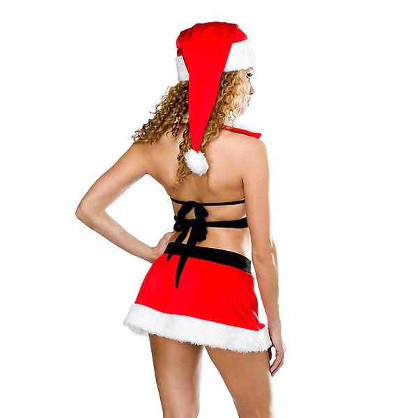 Новогодний комплект Sexy Santa Girl