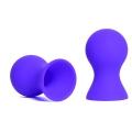 Вакуумные помпы для сосков Nipple Pumps Purple