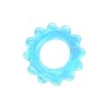 Эрекционное кольцо Snowflake C Blue