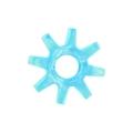 Эрекционное кольцо Snowflake D Blue