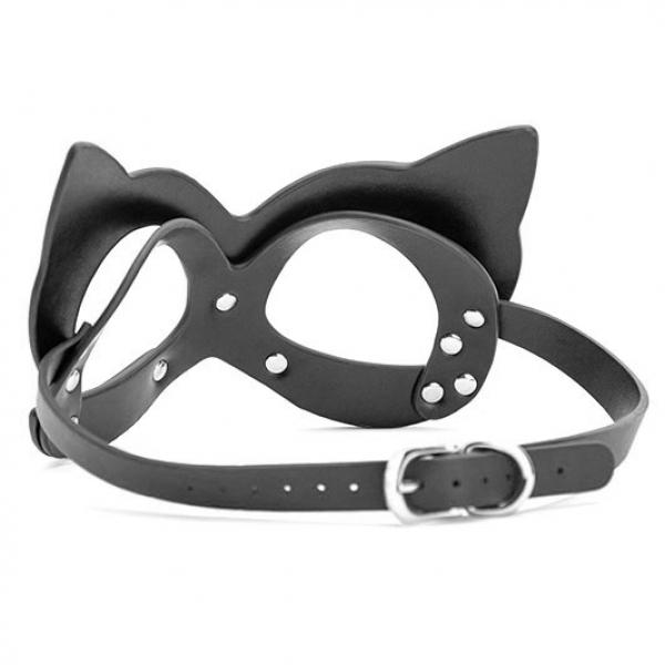 Эротическая маска на глаза Masquerade Black Cat