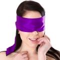 Атласная повязка на глаза Satin Mask Purple