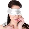 Атласная повязка на глаза Satin Mask White