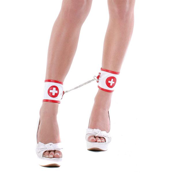 Набор фиксаторов Naughty Nurse Bondage Kit