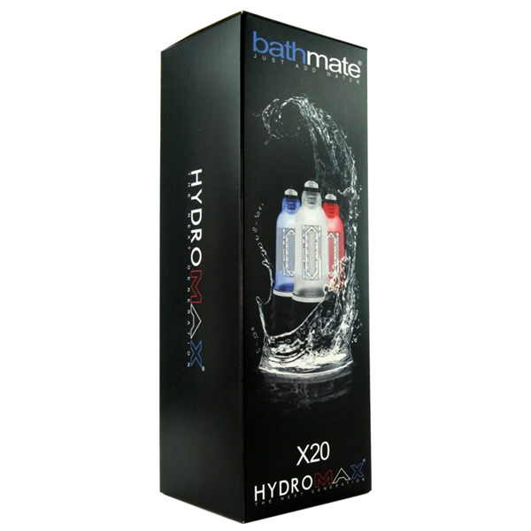 Гидропомпа Bathmate Hydromax X20 Clear