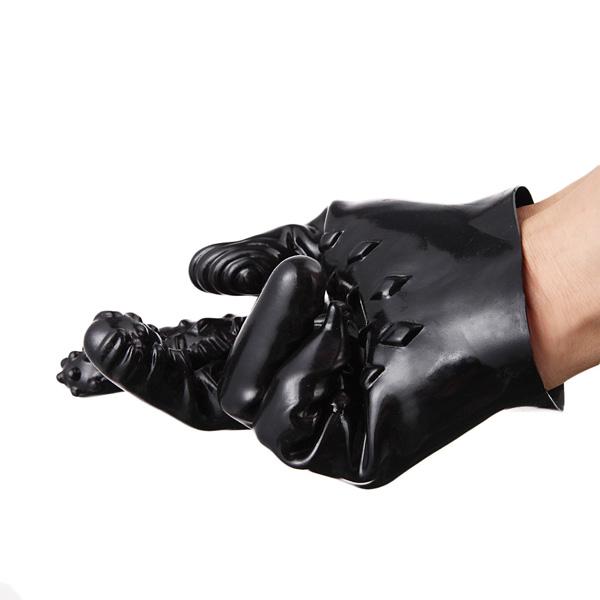 Перчатка для мастурбации Fist It Black
