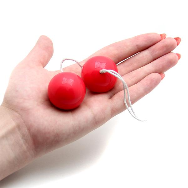 Вагинальные шарики Orgasm Balls Red